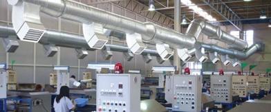 Thiết bị hệ thống HVAC